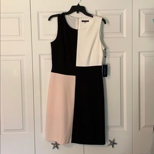 Tommy Hilfiger Color Block Dress